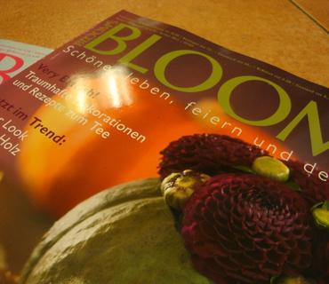 BLOOM's Magazin - Blumenhaus Gloeden