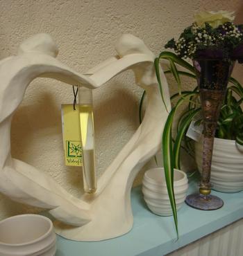 Skulpturen von Vidroflor - Blumenhaus Gloeden