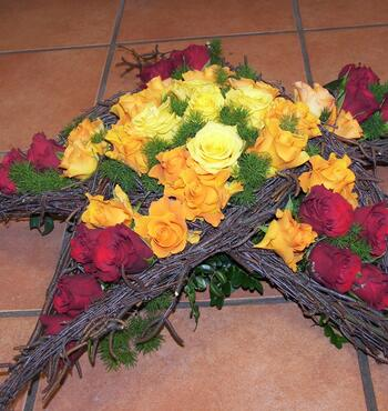 Blumenhaus Gloeden - Trauerfloristik